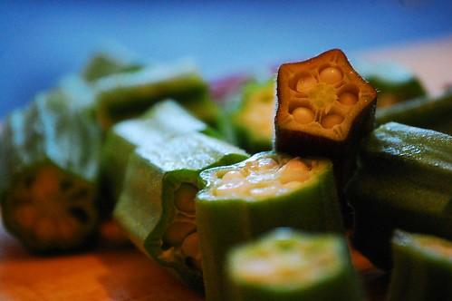 Okra   by Saucy Salad