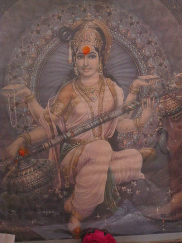 Saraswati Mata   by Raam Bholu Soni