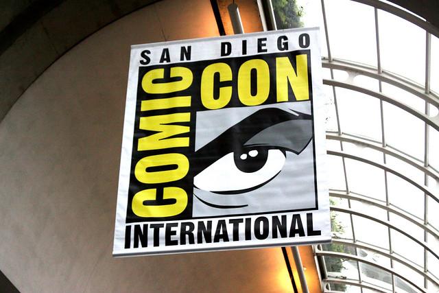 Comic Con 2010 sign