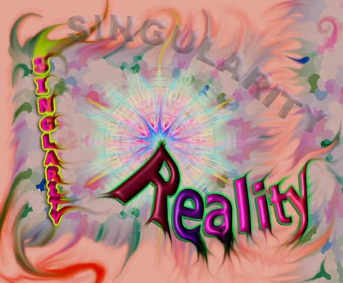 Singularity Reality Flux