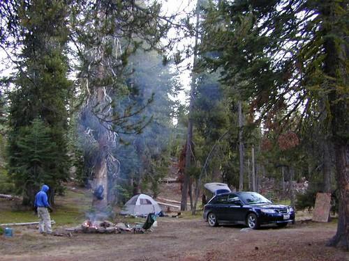 Back Roads Camping California
