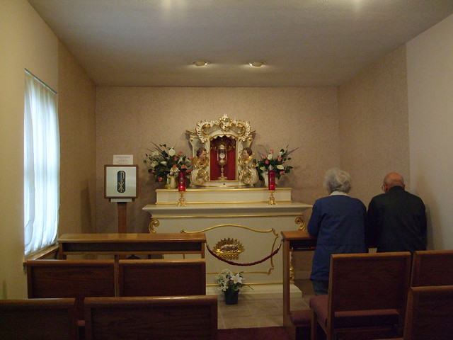 St. Philomena Catholic Church, Adoration Chapel, Peoria, IL