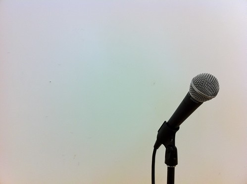 Microphone | by Anthony Albright