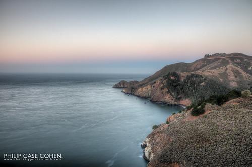 Marin Headlands by Philip Case Cohen