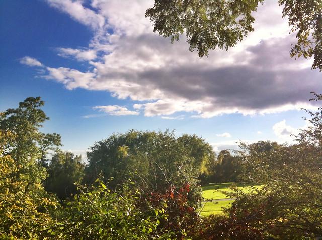 Westfalenpark im Herbst