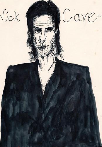 Nick Cave | by Christofer Dahlby
