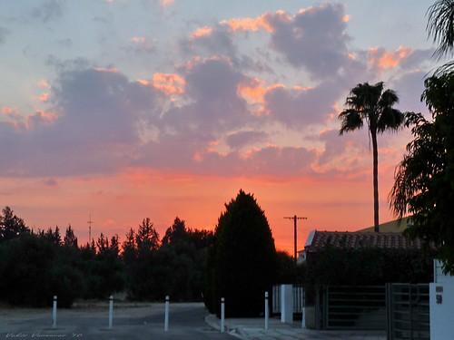sunset 111 strovolos varnavasthearchitect cloudsstormssunsetssunrises panasonicdmctz10