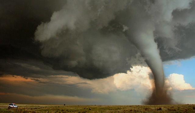 Campo, Colorado tornado 31 May 2010