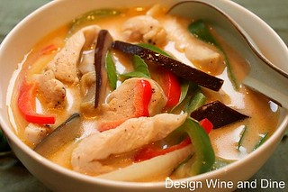 Red Thai Chicken Curry | by Carolyn McCaffrey Stalnaker