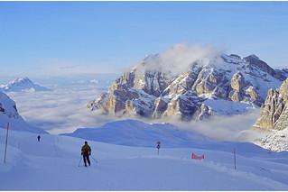 Alta Badia - Inverno   by ciasaprimula