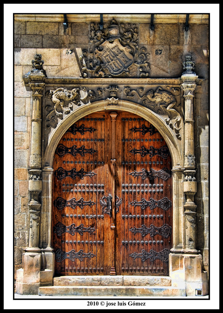 Portón Palacio de Castilfalé