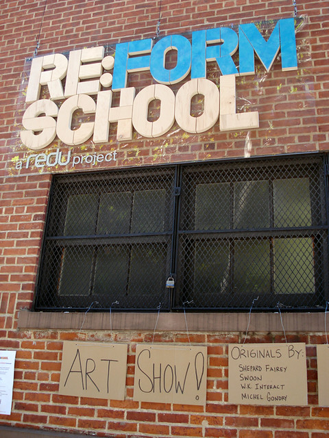 RE:FORM SCHOOL NYC