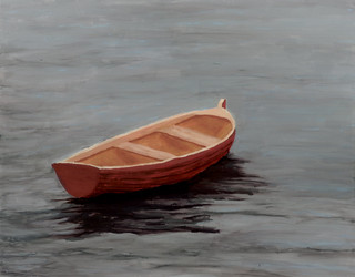 Rowboat Adrift | by jeffmarks.net