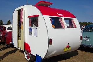 1950 caravan
