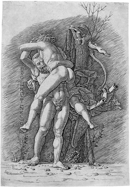 +1497 Heracles y Anteo