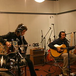 Thu, 07/10/2010 - 3:15pm - Joseph Arthur, Ben Harper and Dhani Harrison at WFUV. (10/7/10)