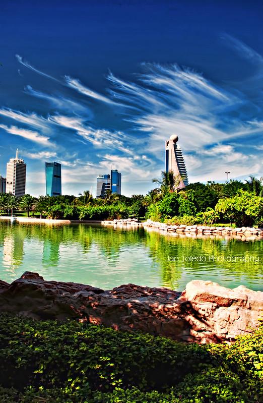 Landscape: Zabeel Park