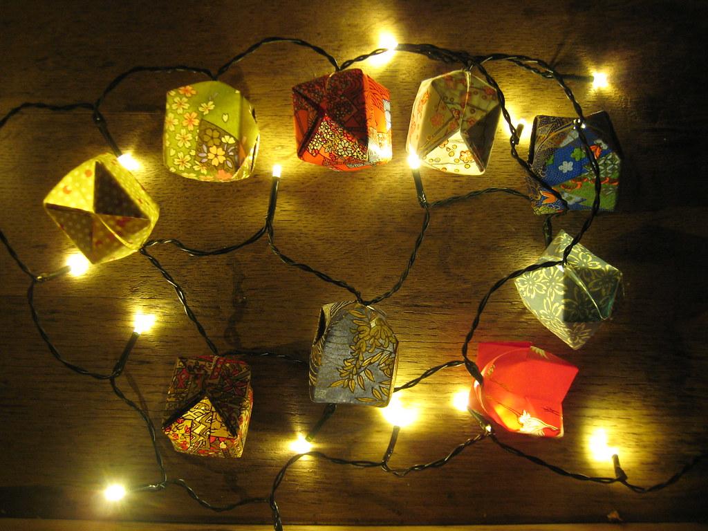 21 Creative Paper Star Lanterns Pattern | Guide Patterns | 768x1024