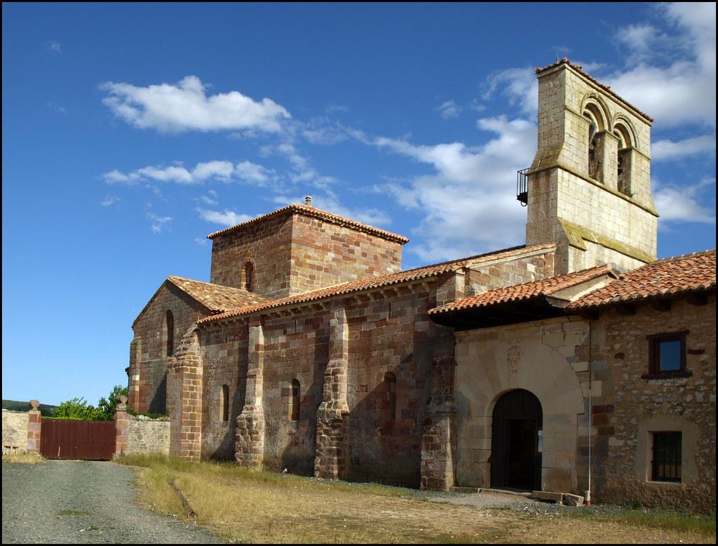 Santa María De Mave Palencia Monasterio De Santa María Flickr