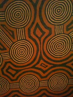 Aboriginal art in the Musée du quai Branly | by Ulleskelf