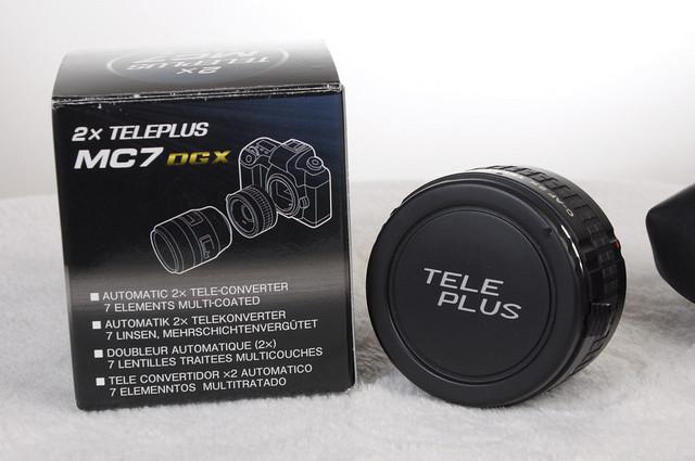 Kenko 2x Teleplus MC7 DGX