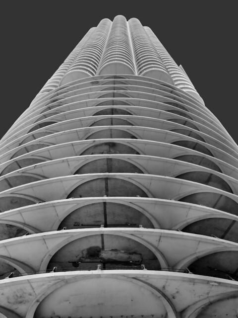 Marina City, Chicago, Illinois