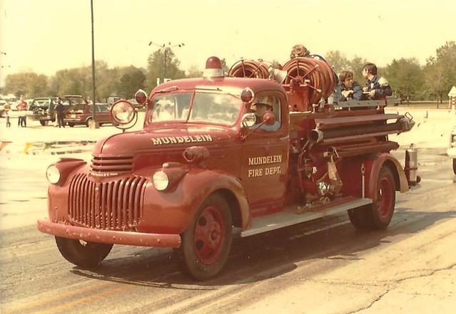 Old1949 Chevy Mundelein Rig.