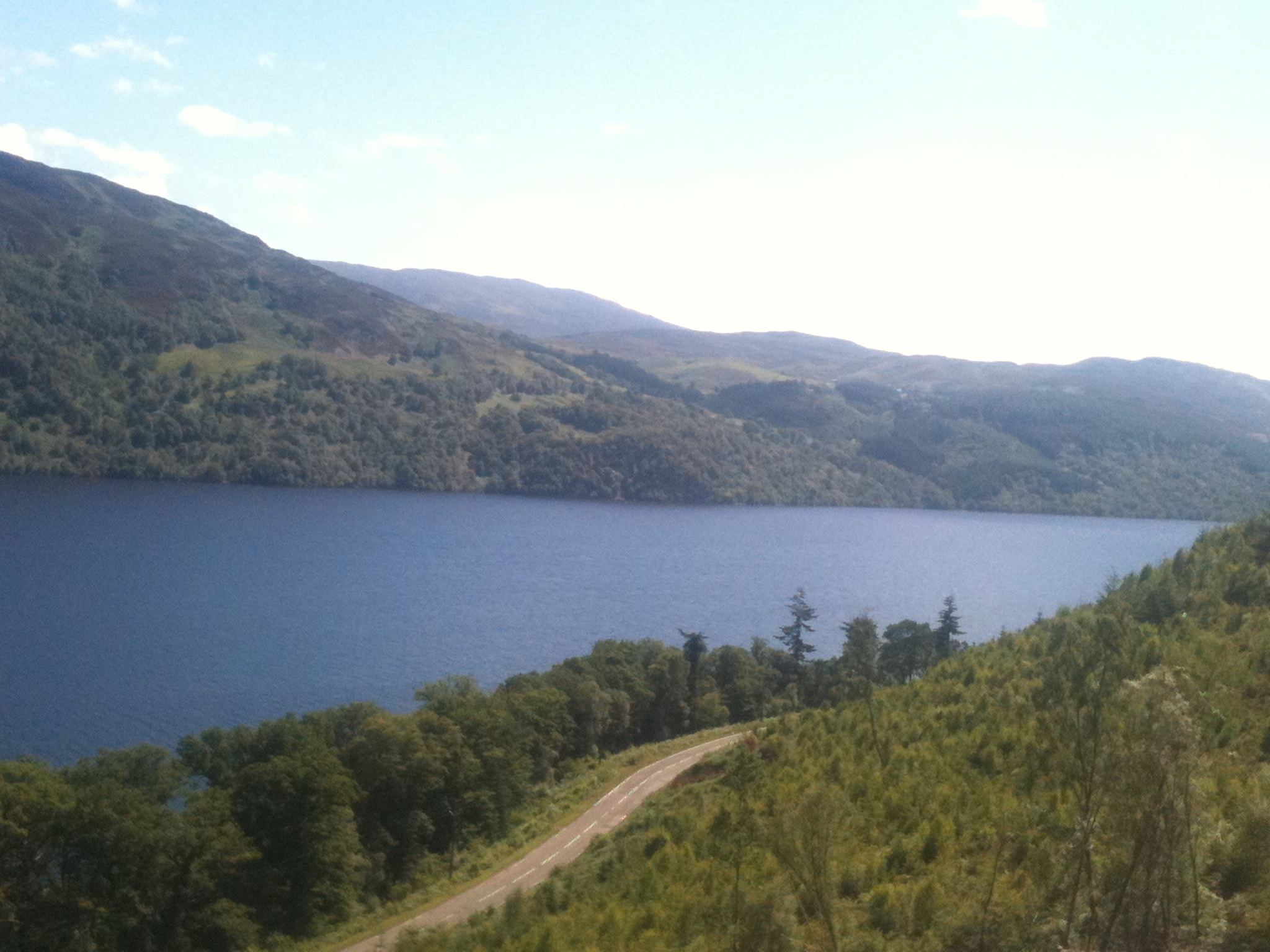 Loch Ness at last