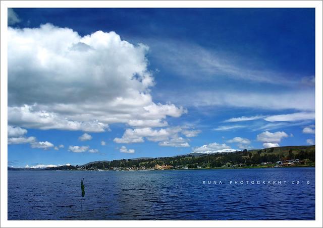 Estampa del Lago Menor