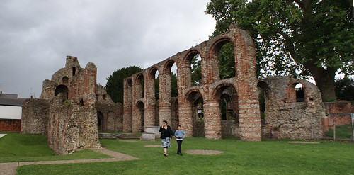 Panorama of the abbey | by Bruce Stokes