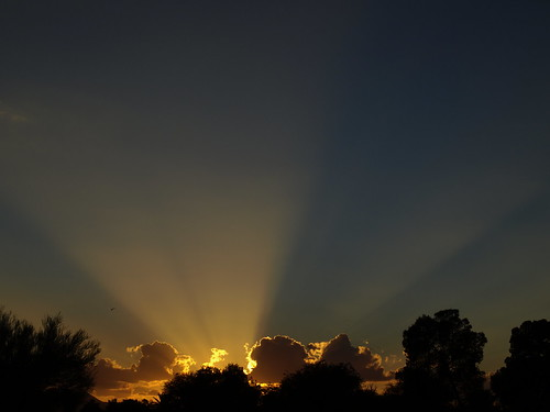 sunset arizona tucson sunrays crepuscularrays 500px sundrawingwater earthnaturelife