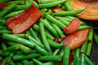 Crisp Green Beans with Pork Belly | by Gnawme