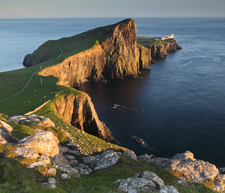 Neist Point, Skye. 30/05/10 | by Douglas Griffin