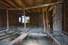 Maison abandonnée à Trois-Rivières