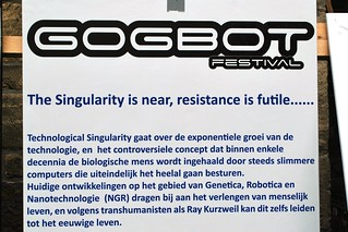 What is a singularity?