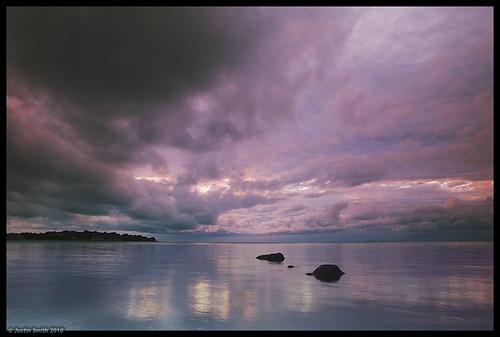 ocean sunset beach capecod nikond50 justinsmith woodsholema nikon1735mmf28