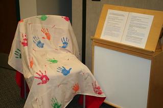 Helping Hands Peace program