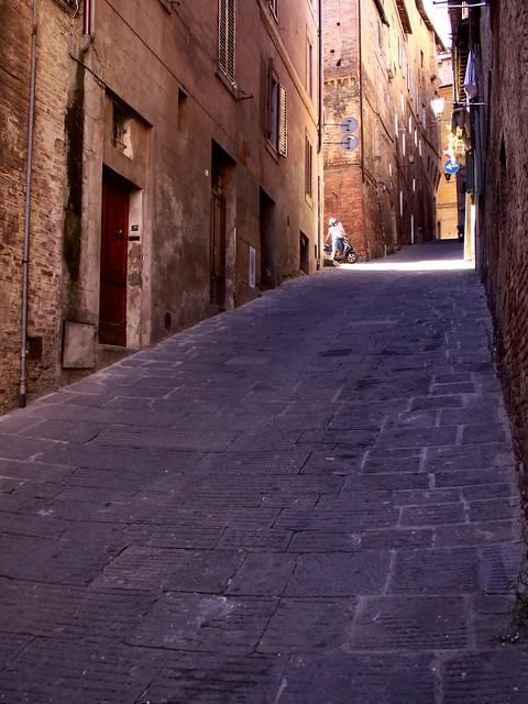 steep in Siena
