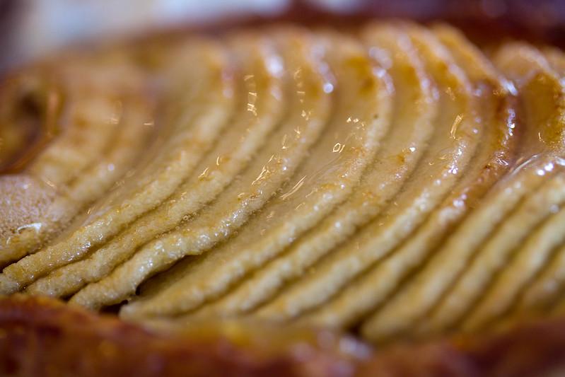 trilobite tarte aux pommes