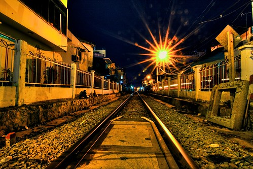 night rail hdr tokina1116mmf28