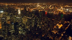 Photograph: View from the Empire State Building Observation Deck