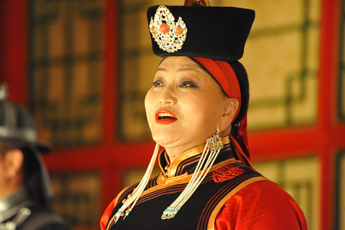 Mongolian Singer | by goingslowly