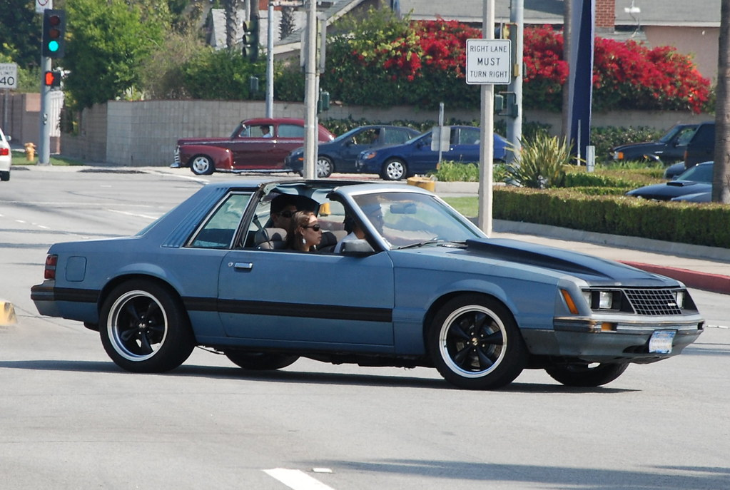 T Top Mustang >> Ford Mustang Coupe T Top Foxbody Navymailman Flickr