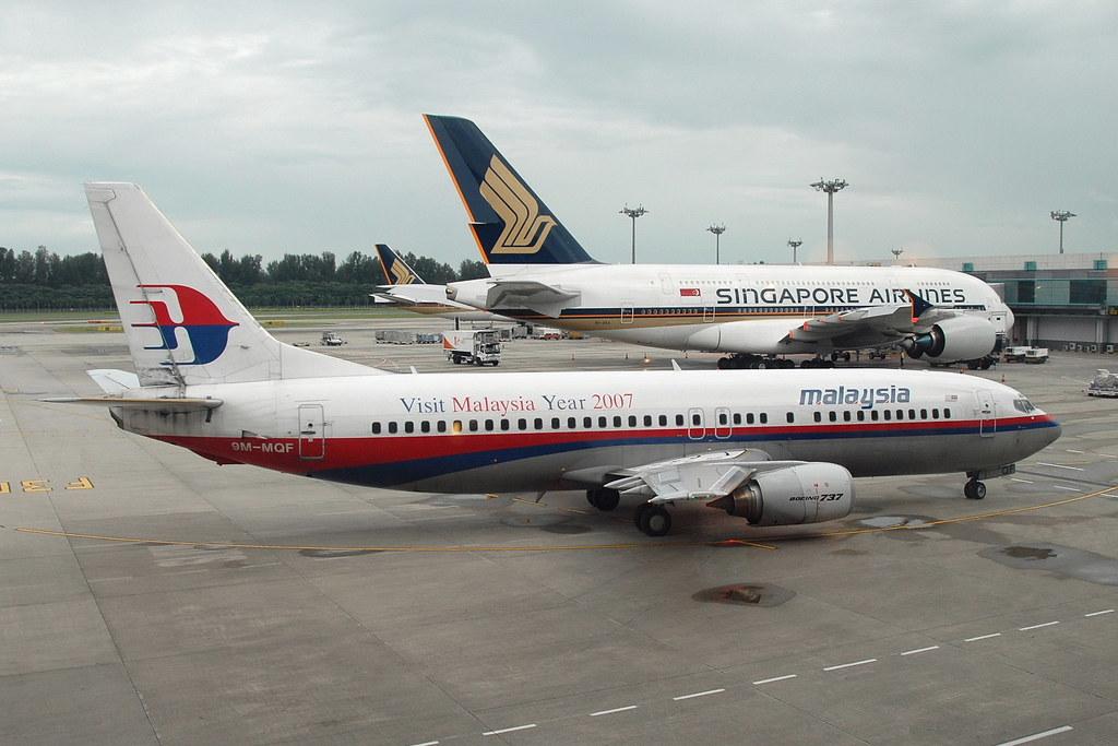 Resultado de imagen para Singapore-Malaysia Airlines