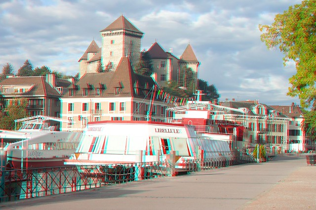 3d chateau annecy