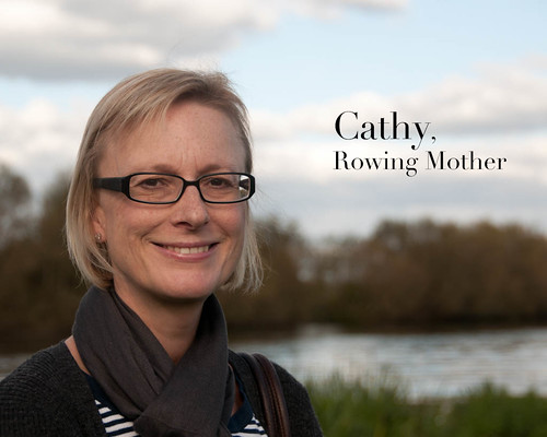 Stranger #6: Cathy, Rowing Mother | by It's life Jim....