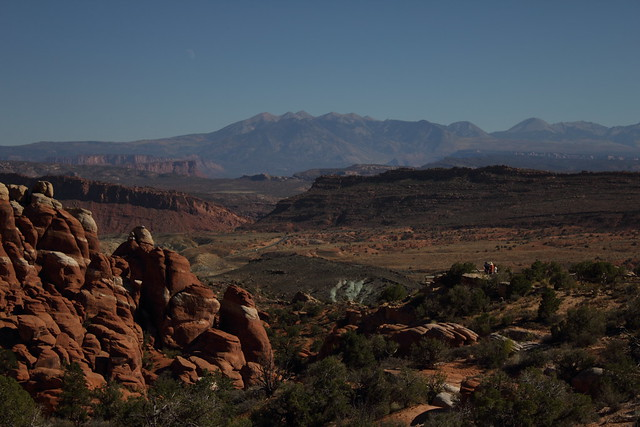 Fiery Furnace - Arches National Park, Utah