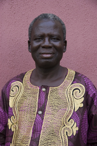 Man in traditional dress Ghana | by World Bank Photo Collection