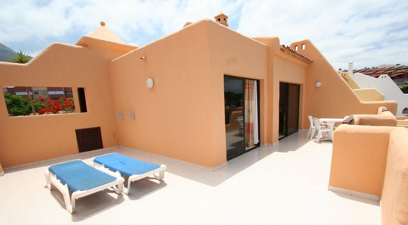 Terraza Habitacion Hotel Villa Tagoro Tenerife Www Dreampl