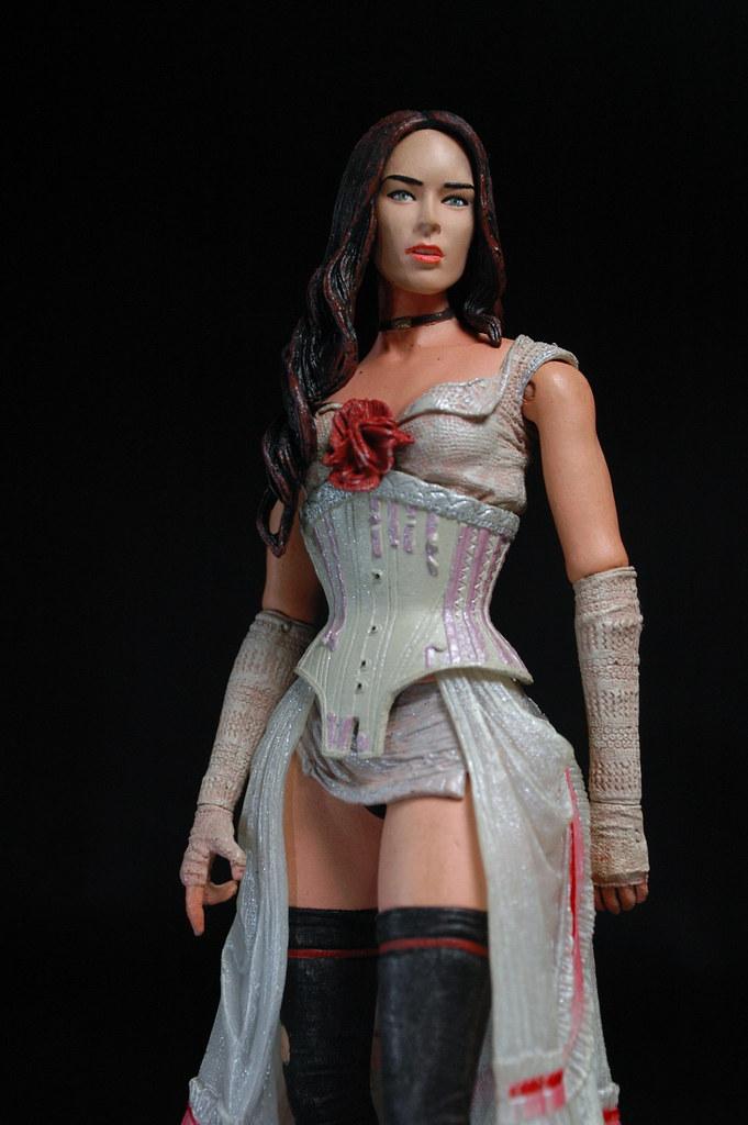 What Is Voodoo >> NECA Jonah Hex Series 1 Action Figure Lilah Hex [Megan Fox ...